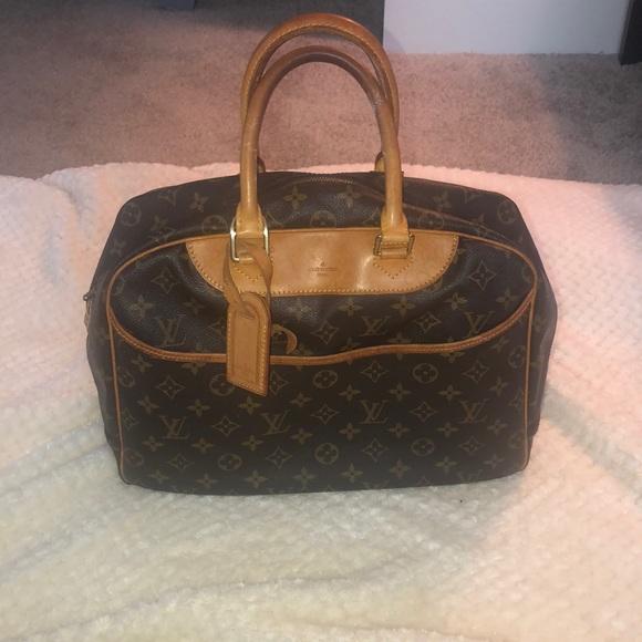 Louis Vuitton Handbags - Authentic Louis Vuitton Deauville Monogram